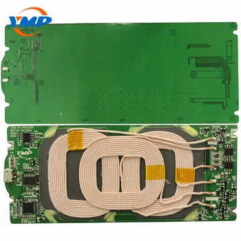 3 Coils 5V-1A Wirless Charger PCBA Patch