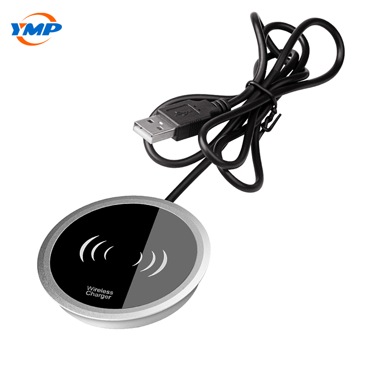 QI Desktop Wireless Charger YMP-T2